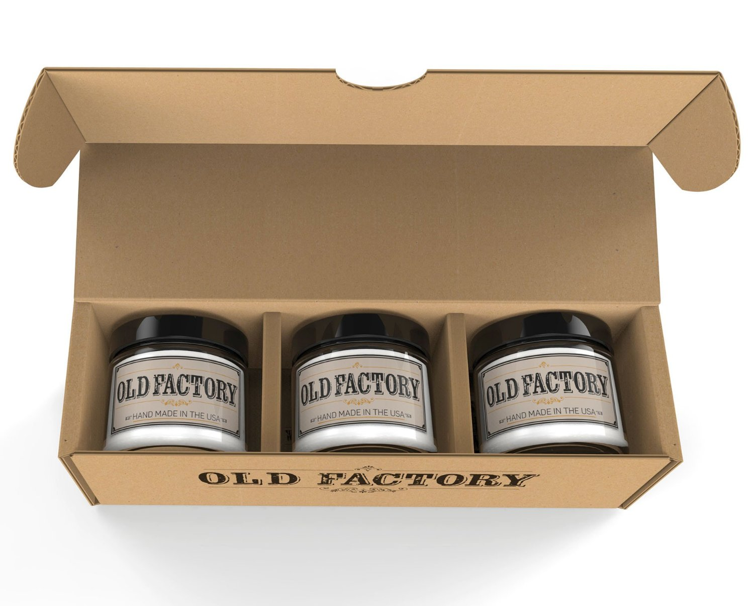 Old Factory Candle Gift Sets