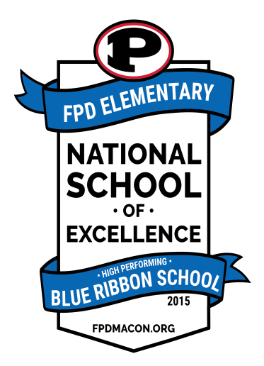 Proud of our Blue Ribbon School!
