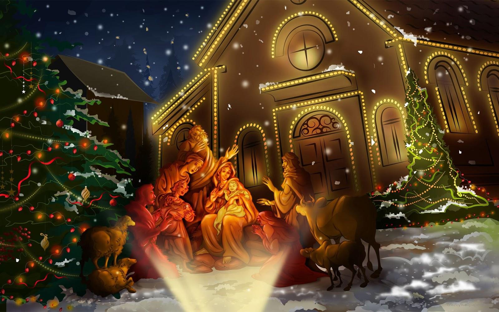 С Рождеством Христовым - Ресторан дома