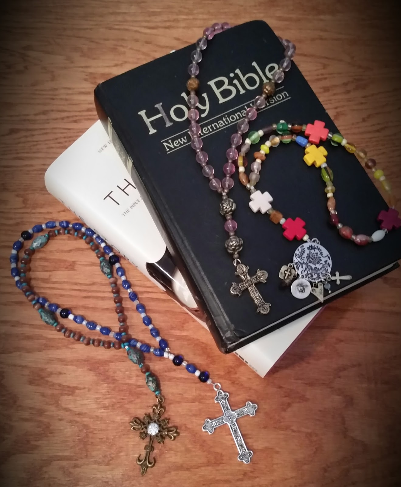 Prayer Beads~Reminder To Pray