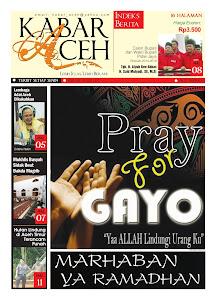 Tabloid Mingguan Kabar Aceh