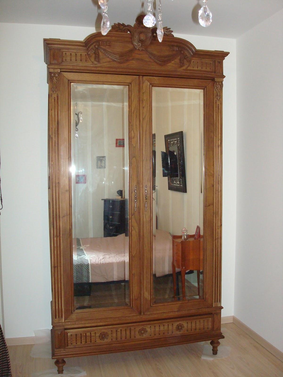 la d co d 39 alia premier gros chantier armoire style henri ii. Black Bedroom Furniture Sets. Home Design Ideas