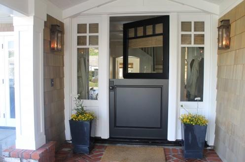 Delorme designs dutch doors for Door design houzz