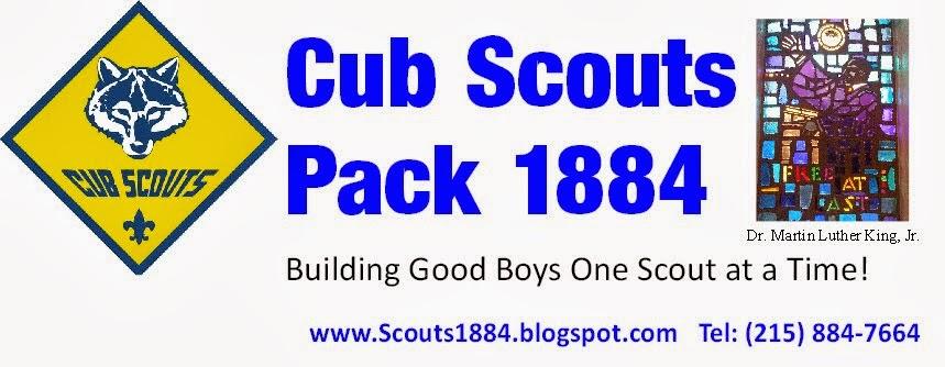 Cub Scouts Pack 1884