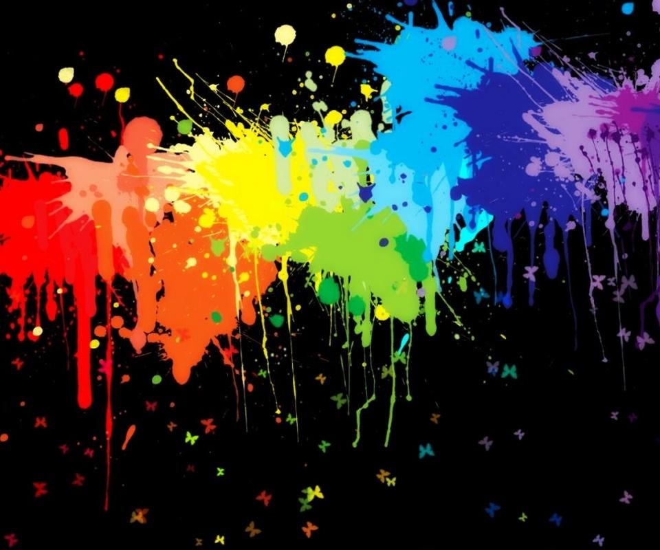 splash of color hd - photo #35