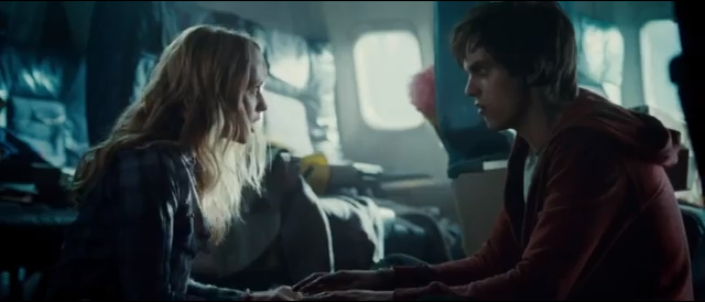 Warm Bodies 2013 movie trailer impressions romantic zombie comedy film trailer impressions cmaquest