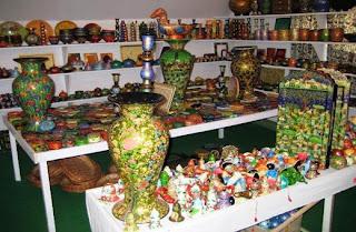 Shopping at Srinagar