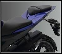 Yamaha R15 2.0 split seat