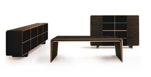 Marzua mumbai colecci n de muebles en madera - Muebles bombay ...