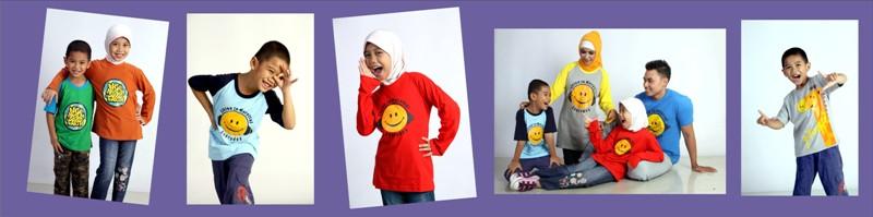 Kaos Anak Muslim RAFFClothing