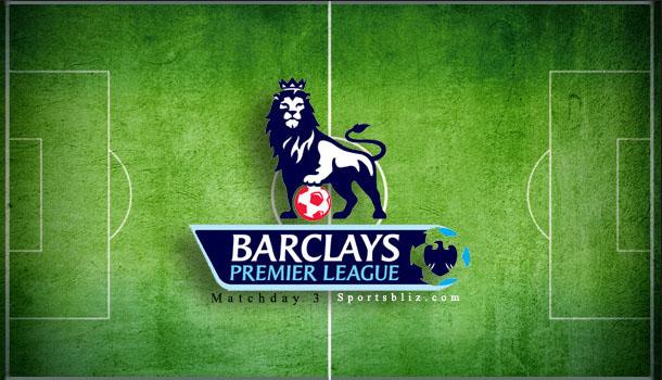 Jadwal Lengkap Premier League Pekan Ketiga, Sabtu 22 Agustus 2015