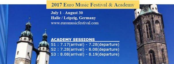 EURO MUSIC FESTIVAL & ACADEMY