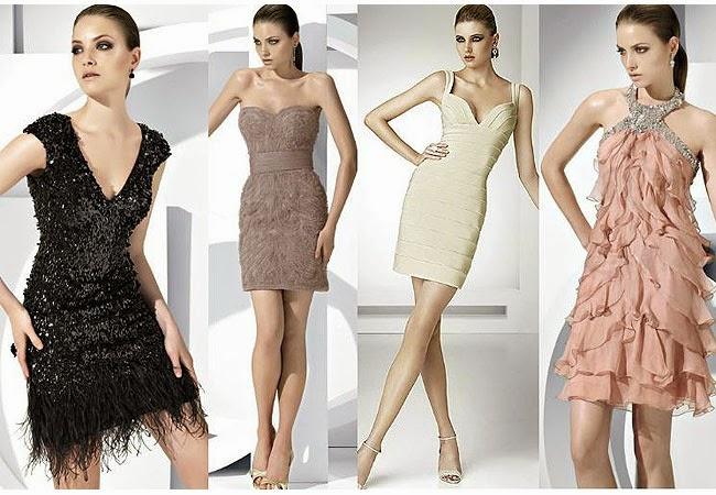 Selección de vestidos fiesta para boda