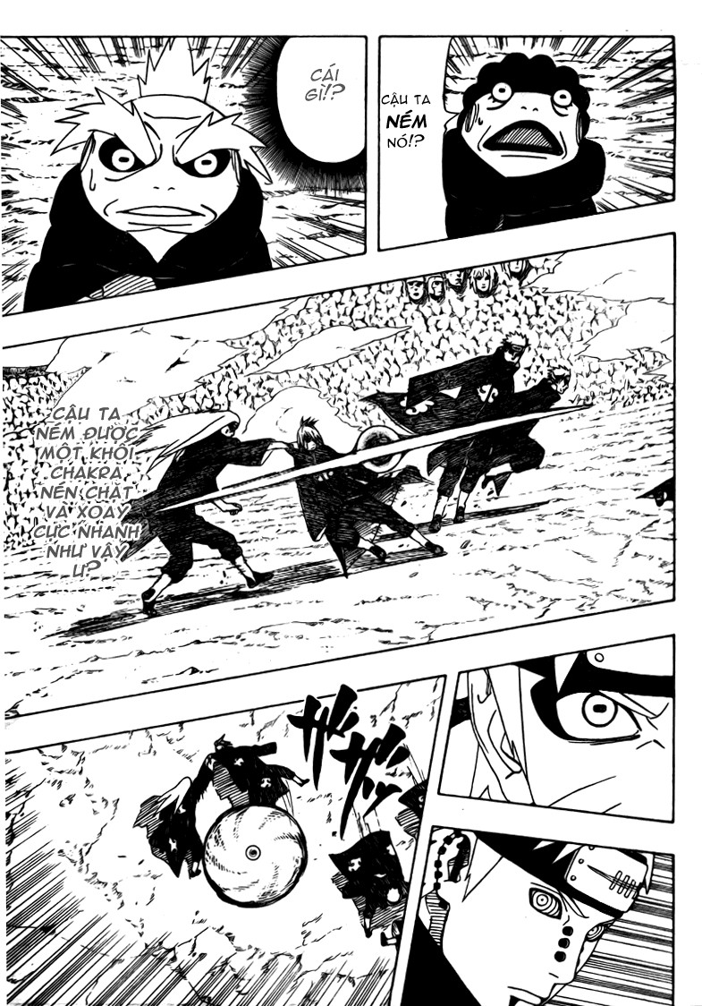 Naruto chap 432 Trang 6 - Mangak.info