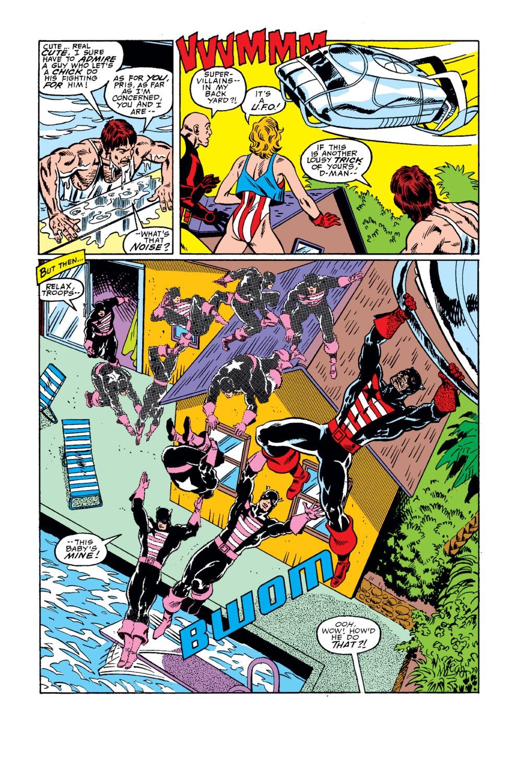 Captain America (1968) Issue #342 #272 - English 5