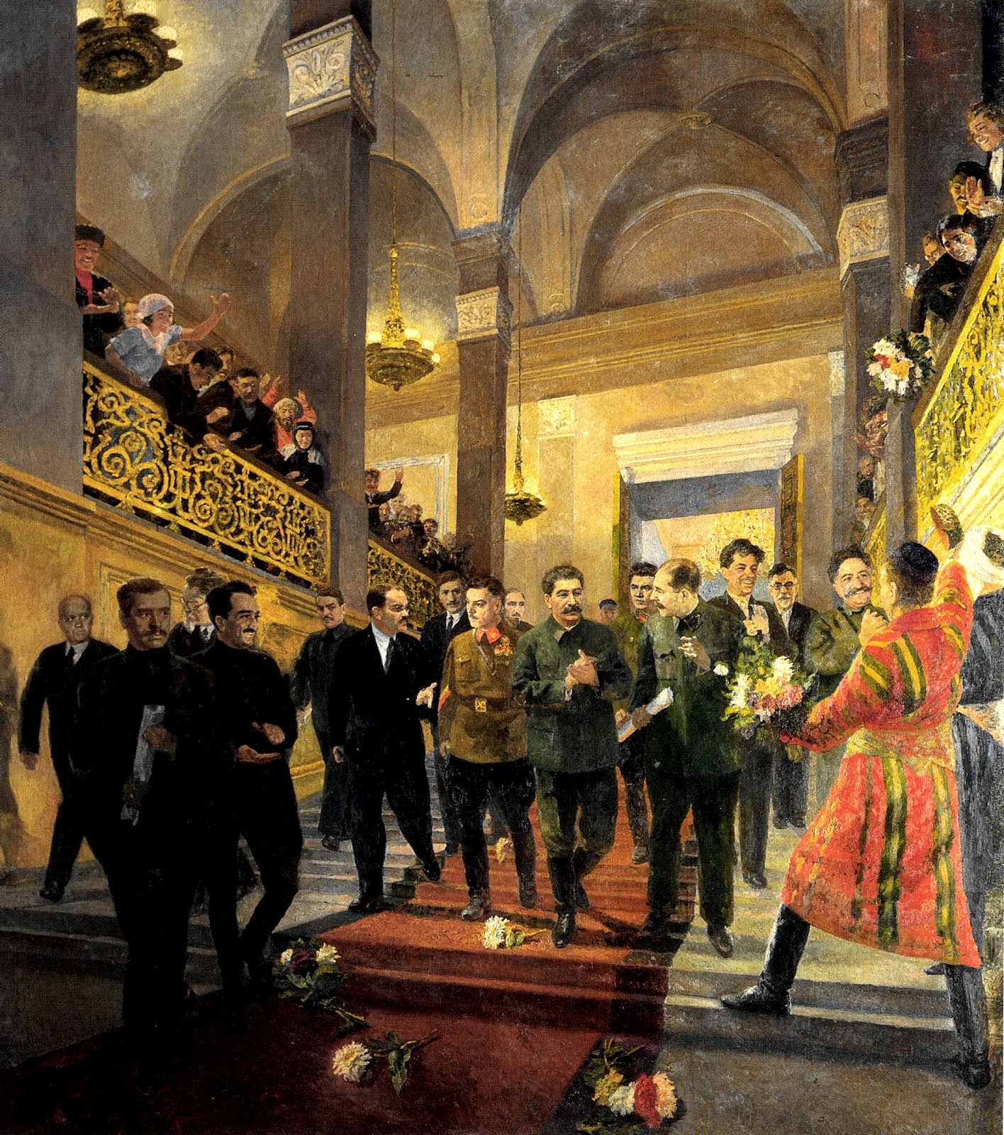 was stalins push toward industrialisation worth Russian revolution of 1917, communism, cold war  the civil war pushed them toward a radical wartime  stalin's industrialization drive transformed the ussr from.