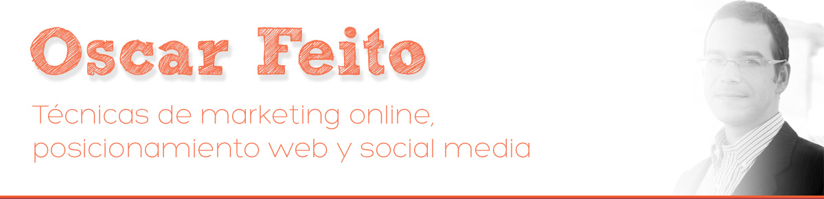 Marketing Online y Posicionamiento Web | Oscar Feito