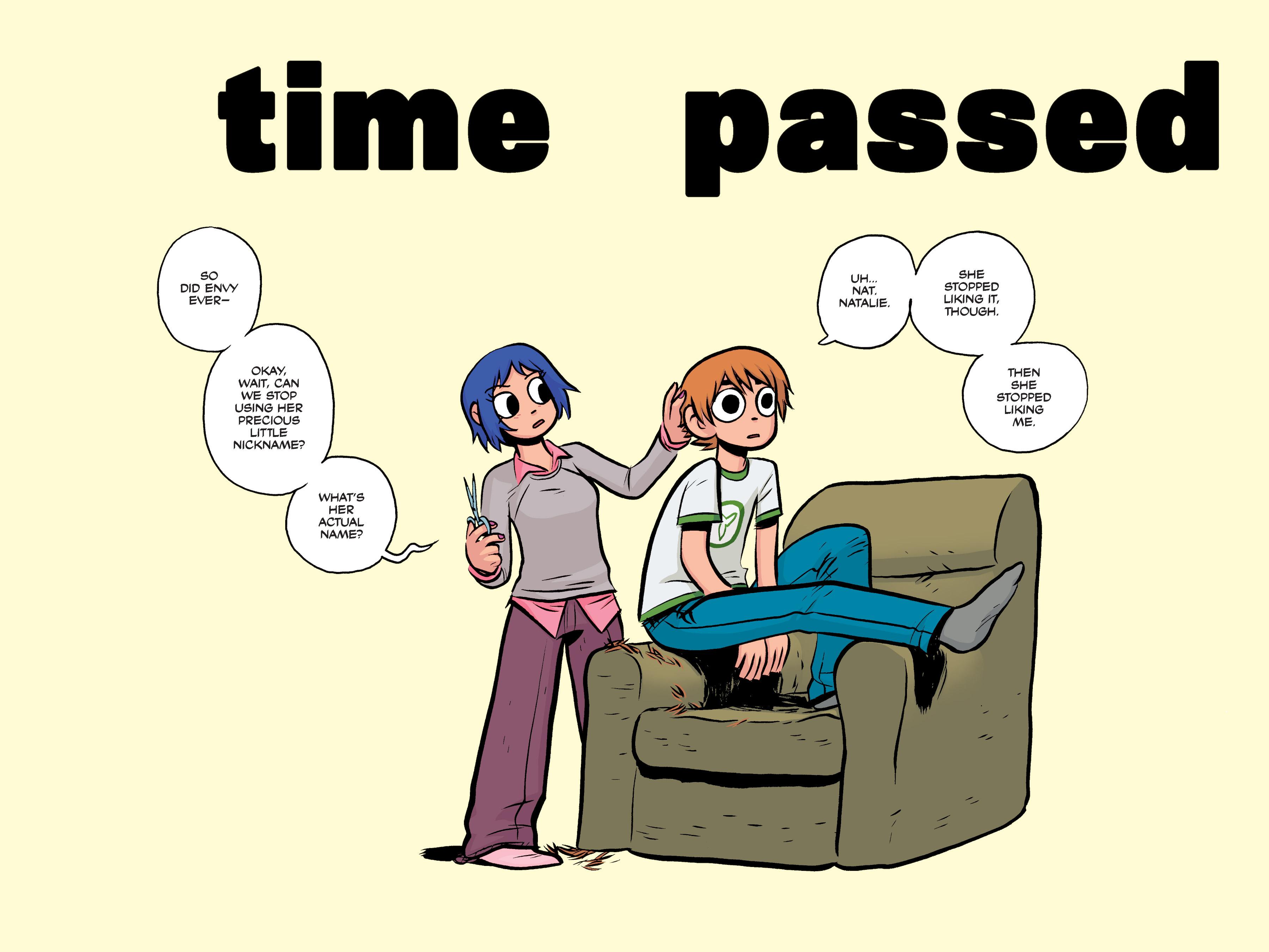 Read online Scott Pilgrim comic -  Issue #3 - 93
