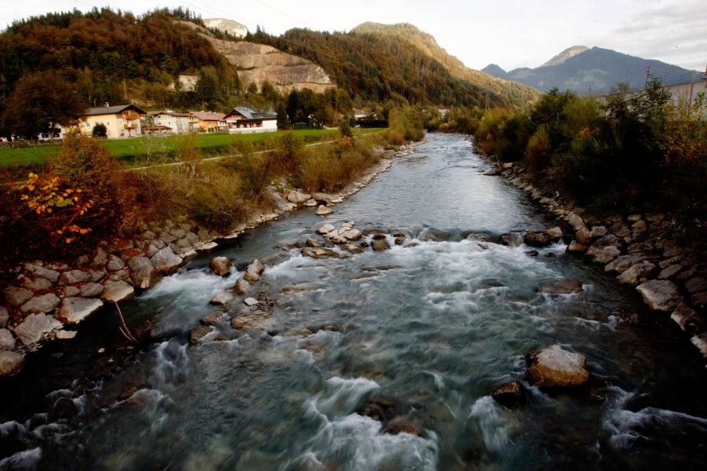 Tirol, évszakok, ősz, Alpok, Ausztria,