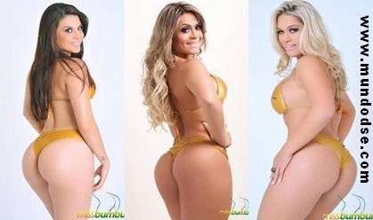 Candidatas ao Miss Bumbum