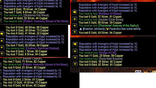 Solo Farming Epic Items BoE Lord Pyrelord Unbound Lava Pools and Ryolith
