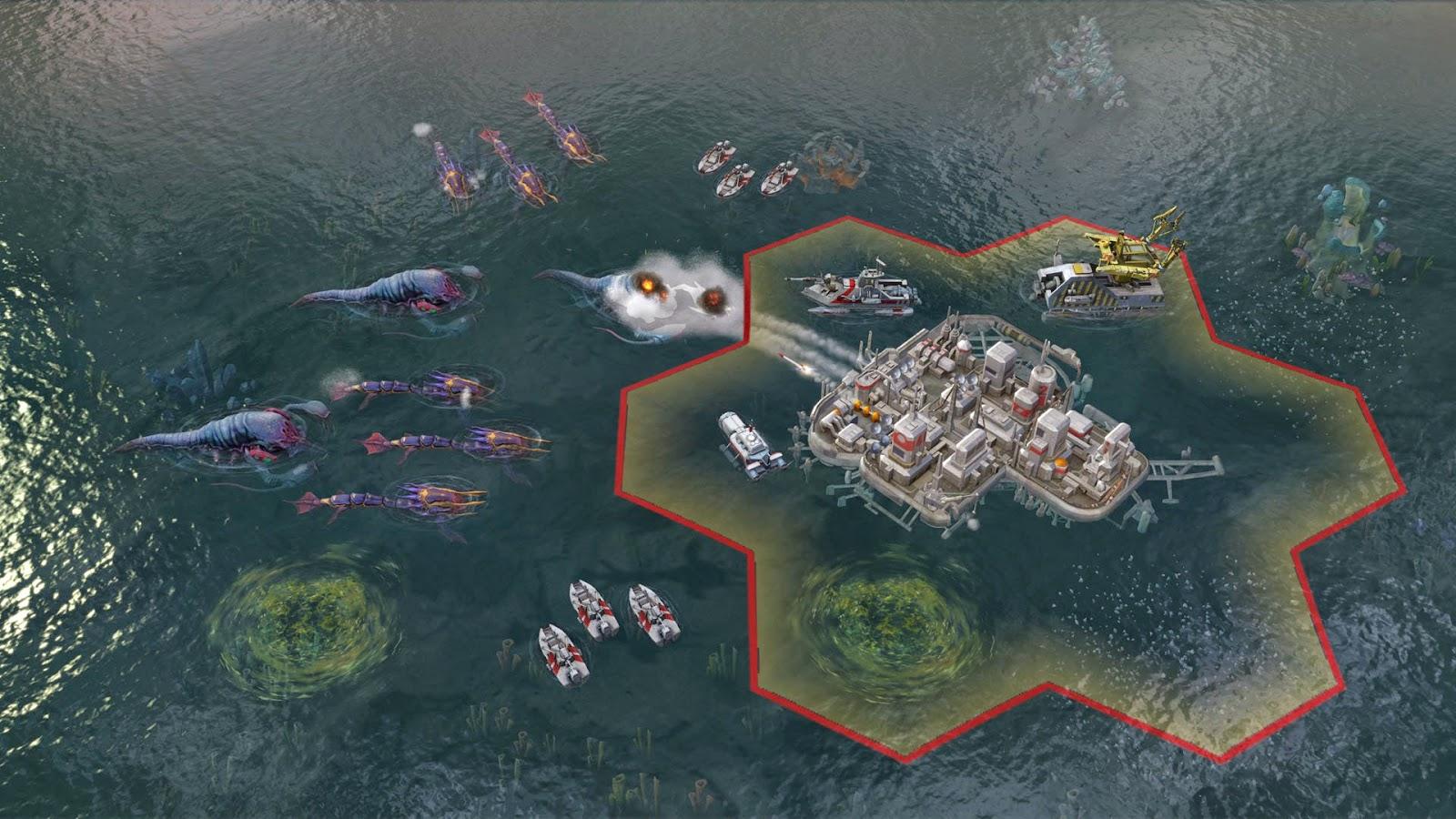 bajar gratis Civilization Beyond Earth Rising Tide juego español mega