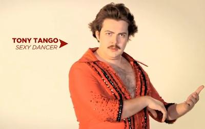 sexy tango dancer