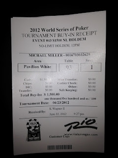 WSOP Registration