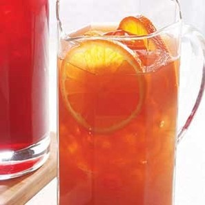 Amelieclavier: Orange-Earl Grey Iced Tea