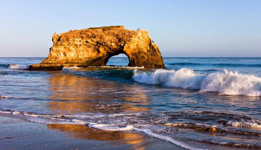 Private Beaches Near Santa Cruz