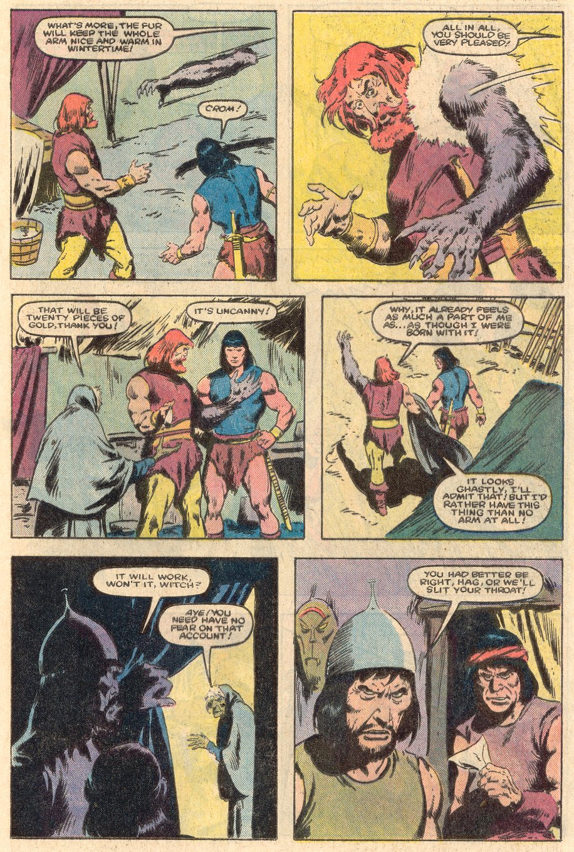 Conan the Barbarian (1970) Issue #161 #173 - English 12
