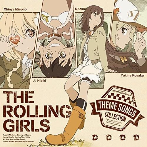The Rolling Girls ตอนที่ 1-12 จบ [ซับไทย]