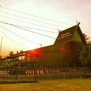 Museum Waja Sampai Kaputing  Wasaka Banjarmasin
