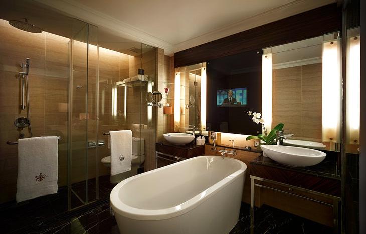Majestic hotel kuala lumpur malaysia asia for Bathroom designs malaysia