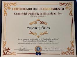 """""""Saludo a las Américas"""" Expresiones Costumbristas del Arte Hispano 3-14-2020"""