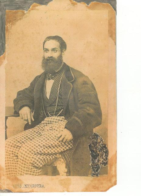 Foto Medico Garibaldino Dr. G. Basile (n° inv. A5)