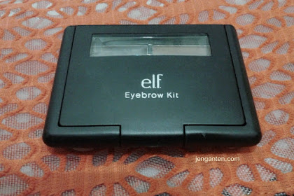 Review Elf Eyebrow Kit Medium