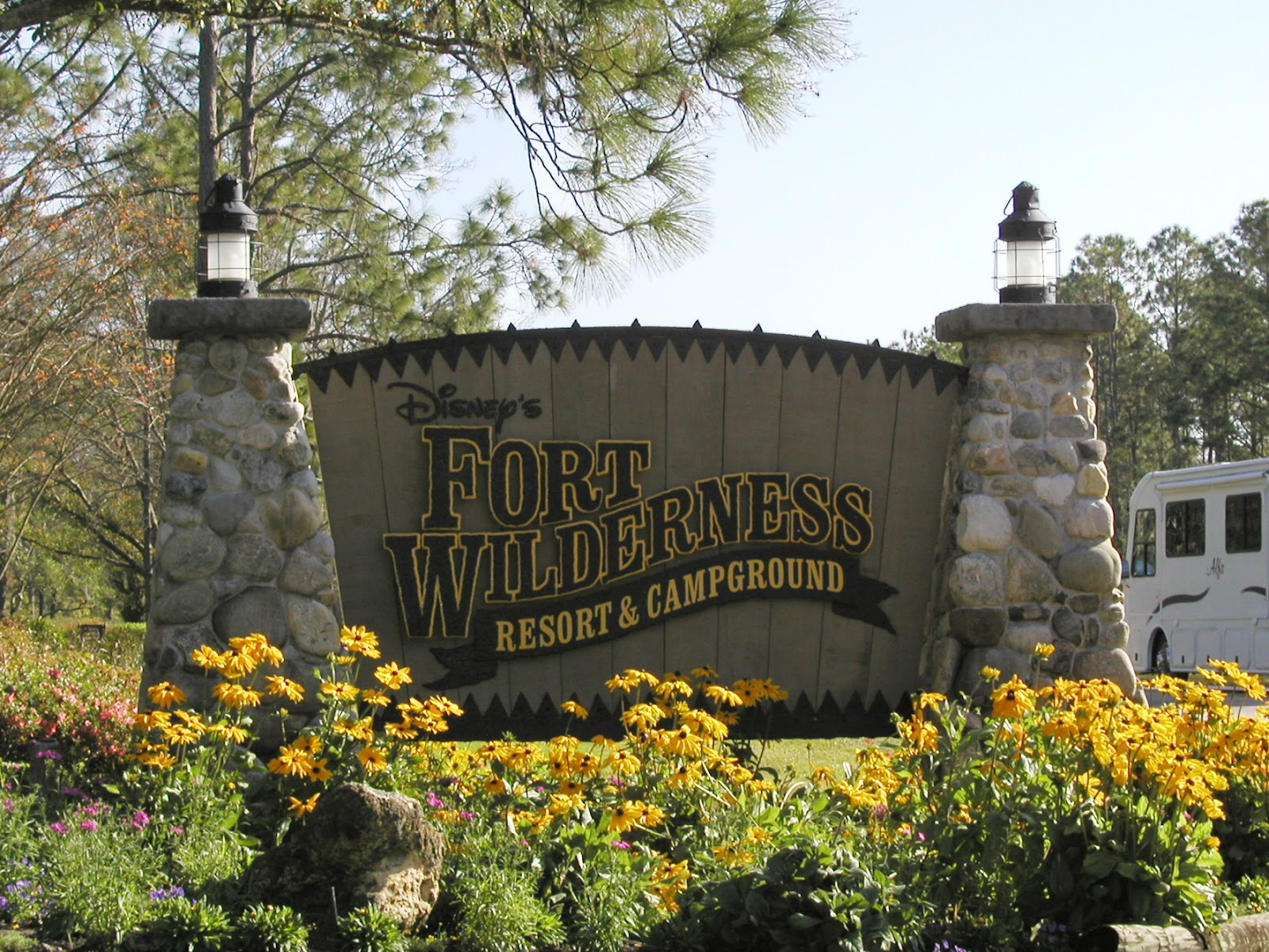 The Magical Mouse Pad Fort Wilderness Cabins