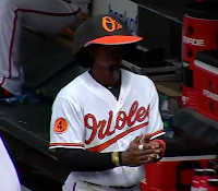 Adam Jones oversized cap