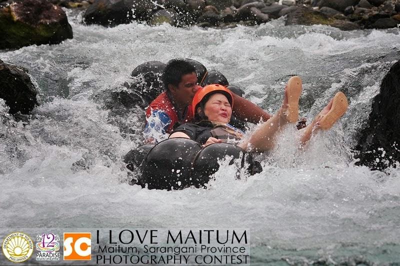 Water Tubing in maitum