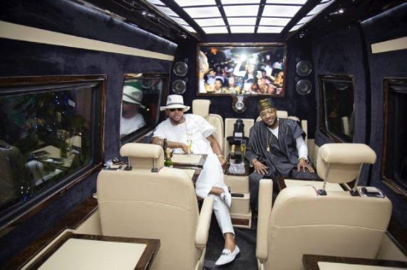 Five Star Ceo E Money Buys 2015 Mercedes Benz Sprinter Pics