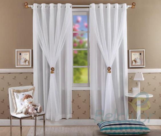 Construindo minha casa clean tipos de cortinas - Tipo de cortinas ...