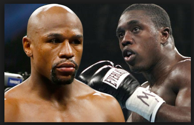 Mayweather Vs Berto