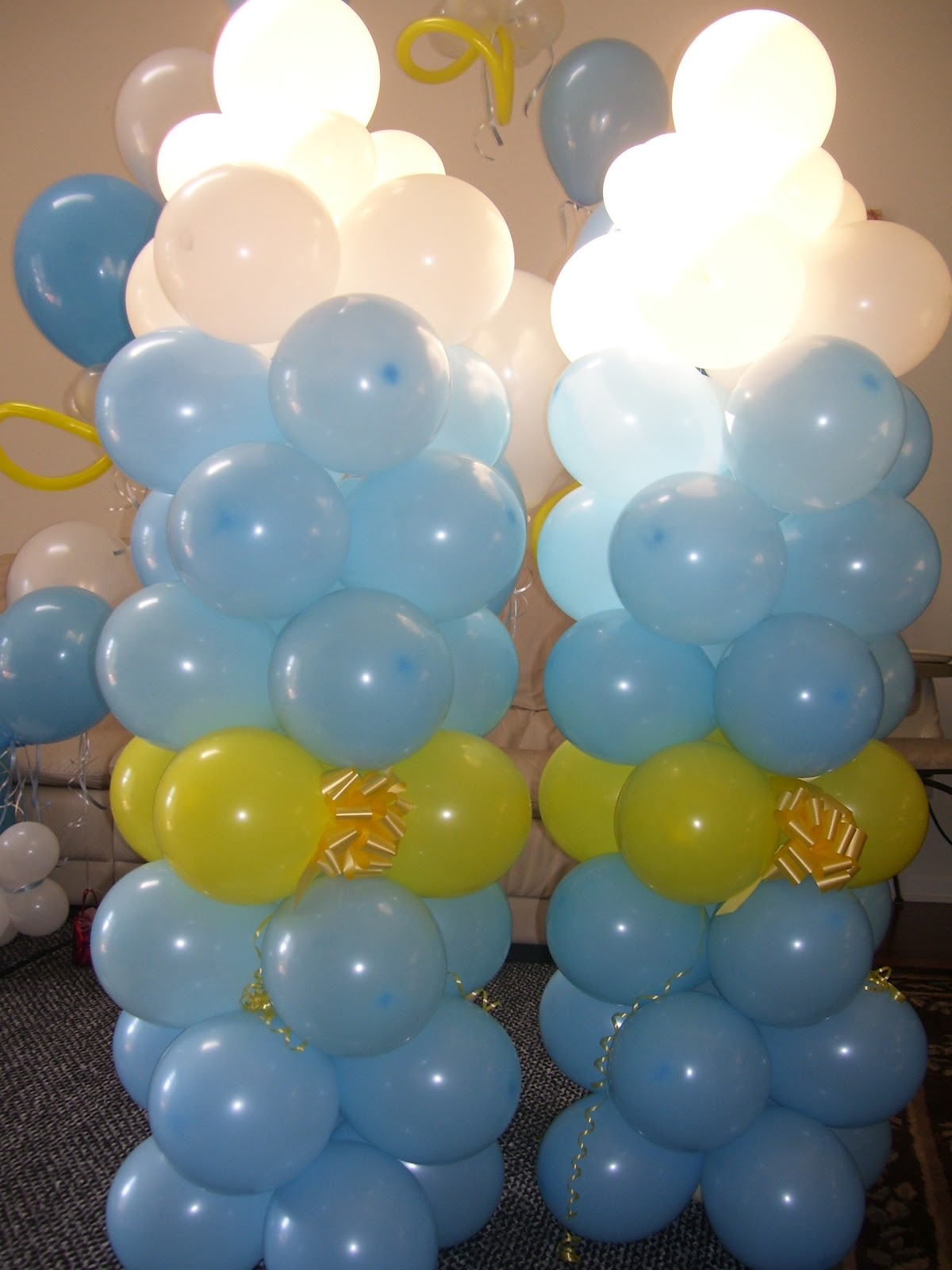 Celebrate the day do it yourself balloon arches columns for Balloon decoration kit