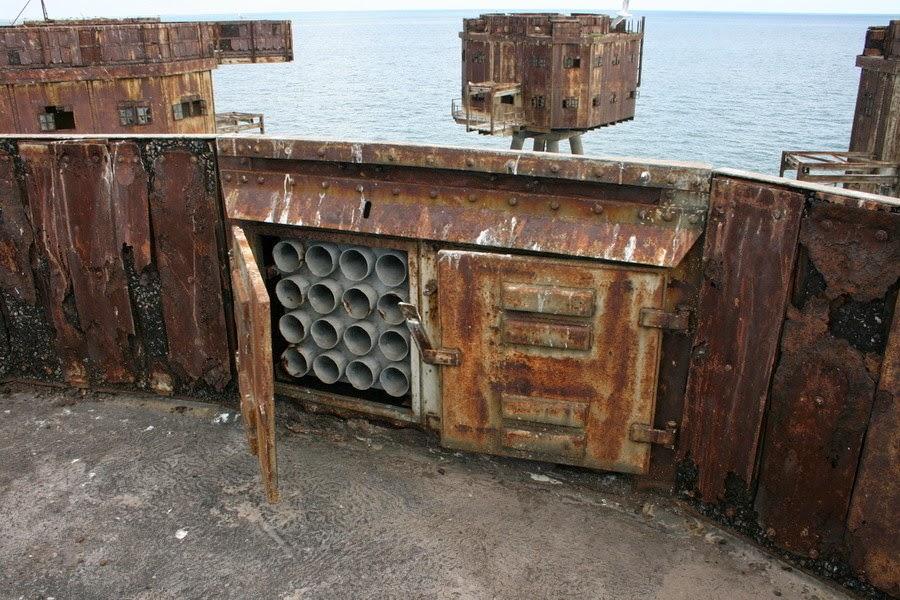 Maunsell Sea Forts Zabavnik