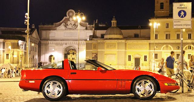シボレー・コルベット4代目 | Chevrolet Corvette C4(1984年-1996年)