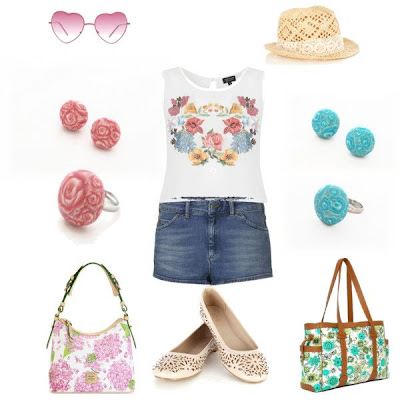 Flower Power Fashion