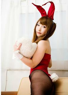 Suzumiya Haruhi Asahina Miku cosplay by Saku