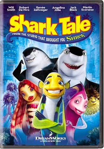 Shark Tale animatedfilmreviews.filminspector.com