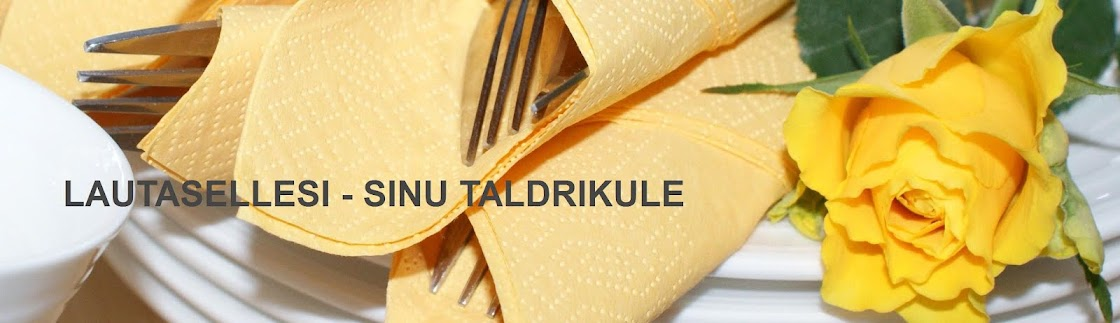 Lautasellesi  -  Sinu taldrikule